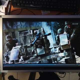 aoc 22吋螢幕 d-sub  dvi