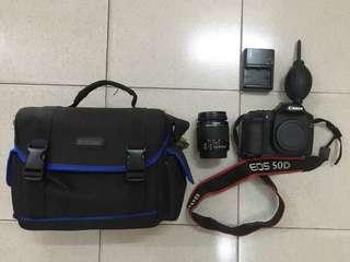 DSLR Canon 50D