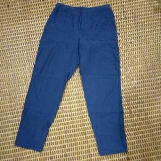 Hana Tajima Uniqlo pants #Fesyen50