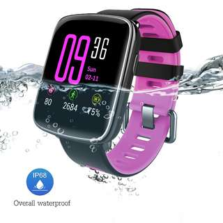 Smart Watch #Heart Rate #Pedometer #Waterproof #Sedentary #Bluetooth Call logs