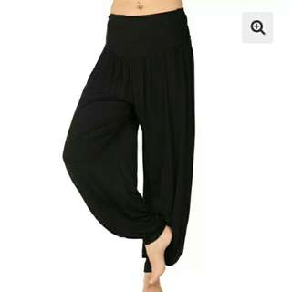 BN Yoga pants bloomers pants
