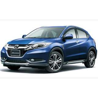Honda HRV Vezel Modulo Body kit