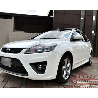 《2009 Ford Focus TDCi Sports 2.0柴油五門運動》