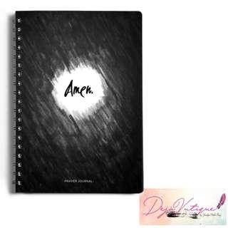 Amen Prayer Journal