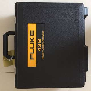 Fluke Power Analyzer 錶