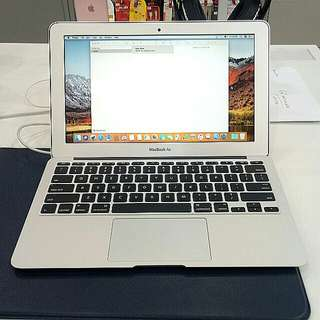 "Kredit Macbook Air 11"" 128 Gb. Tanpa Kartu Kredit"