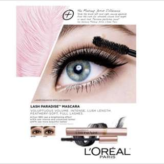 ❄️ Loreal ❄️ Voluminous Lash Paradise Waterproof Mascara