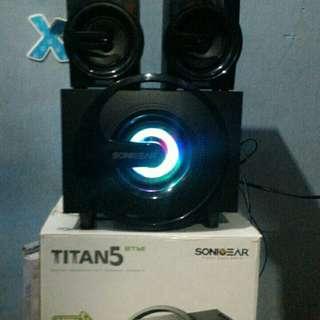Speaker Bloetooth SonicGear
