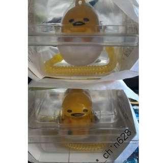 一套 全新 3D 蛋黃哥  八達通 成人