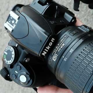 WTS Nikon D3100
