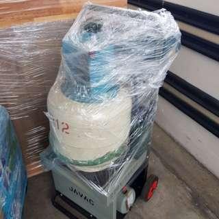 Refrigerant gas recovery
