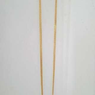 916 gold chain