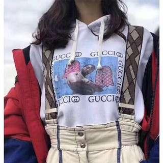Gucci ghost hoodie