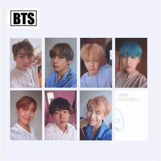 [LOOKING FOR] Official Love Yourself Photocards L Version