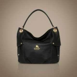 Burberry blue label leather bag