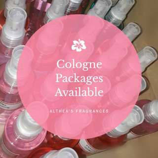 Cologne Packages