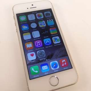 iPhone 5s 16gb full set with box
