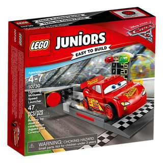LEGO Juniors Lightning McQueen Speed Launcher (10730)