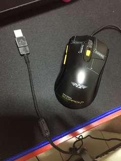 Armaggedon gaming mouse textron scopion 5