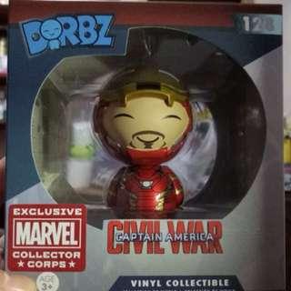 Funko Pop Dorbz Iron Man