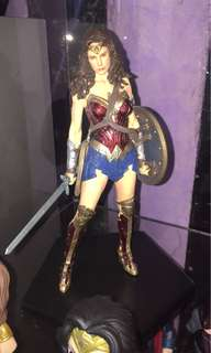 Wonderwoman Iron Studios
