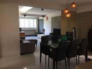 Pasir Ris Blk 709 5 room flat for rent