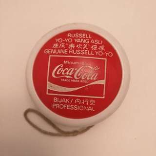 Coke genuine Russell To Yo