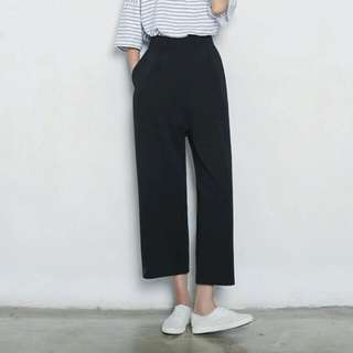 Black Culottes instocks