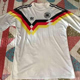 Vintage Klinsmann Germany Jersey