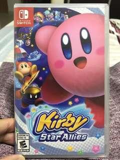 [Switch] Kirby Star Allies