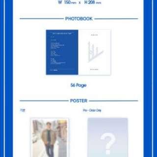 *GO* Hoya 1st Mini Album Shower