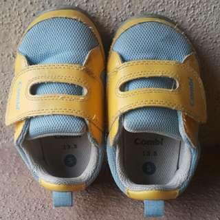 Combi baby shoe