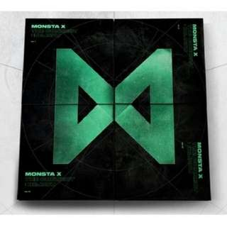 [NON-PROFIT GROUP ORDER] Monsta X The Connect Deja Vu