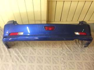 Toyota Caldina Bumper with Foglamp Original