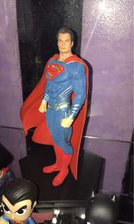 Superman Iron Studios