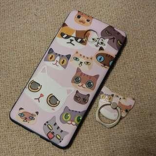 Samsung C7 手機軟殼