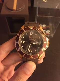 [Original] Ice Watch Brown colour