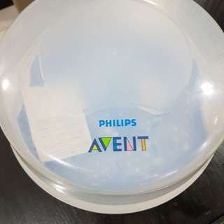 $10 Avent Microwavable Sterilizer