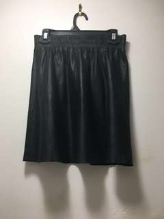 Danier 🔥 Leather Mini Skirt