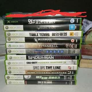Xbox brand games