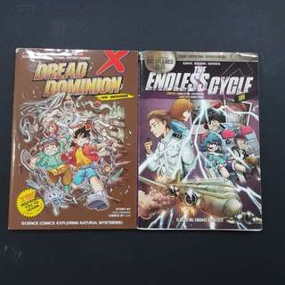 Gempak Starz Comic Book