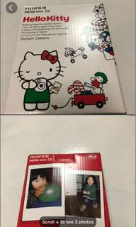 [BRAND NEW] Fujiflim Hello Kitty Instant Mini 25