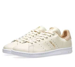ADIDAS Stan Smith Off White & Pale Nude