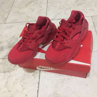 Nike Huarache Run Red original