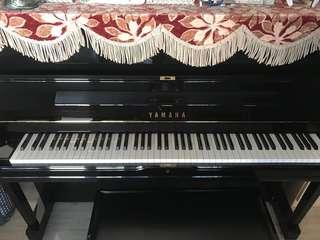 U1 Yamaha SH Silent Piano