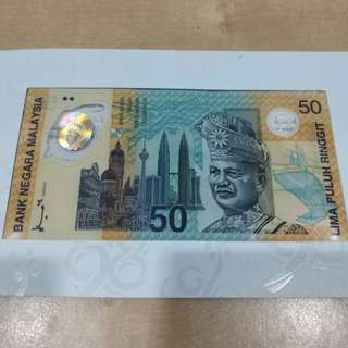 Genuine RM50 XVI Commonwealth Games
