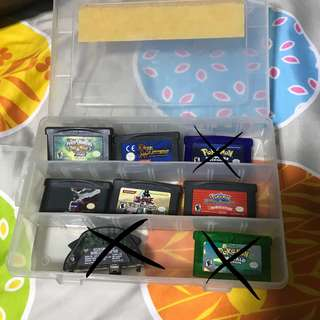 Game Boy Advanced Games