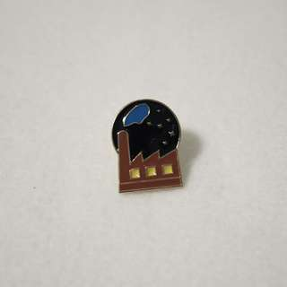 Factory Enamel Pin