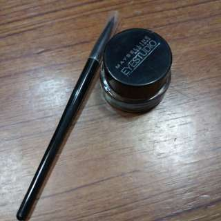 Maybelline Eyeliner Pot - Blackest Black