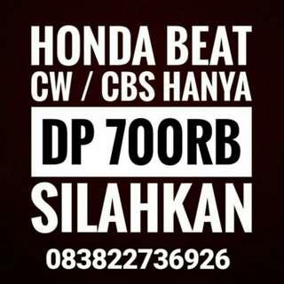 Honda Beat CW